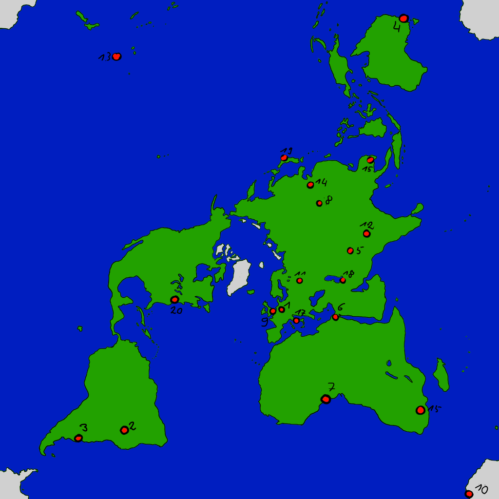 What are your favorite map projections for planetary maps in rpgs what are your favorite map projections for planetary maps in rpgs archive rpgnet forums sciox Gallery